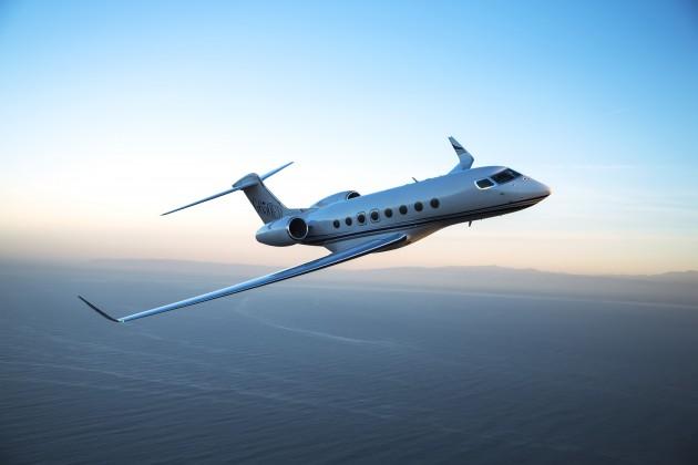 Gulfstream Aerospace announced Gulfstream G650