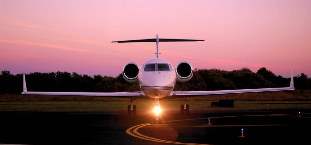 Gulfstream has revealed that it is starting to see a shift towards orders for its Gulfstream G450 private jet
