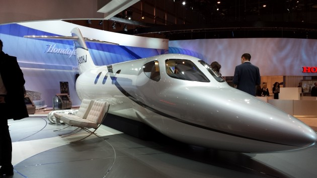 Production progressing as honda aircraft prepares for for Honda private jet