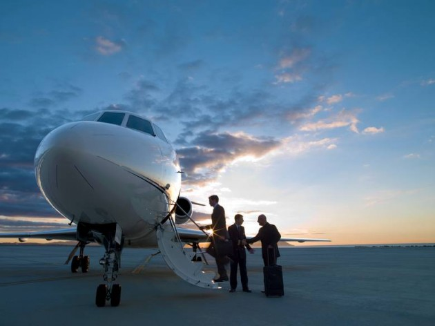 Private jets brought over $600 million in economic benefits to Central Europe