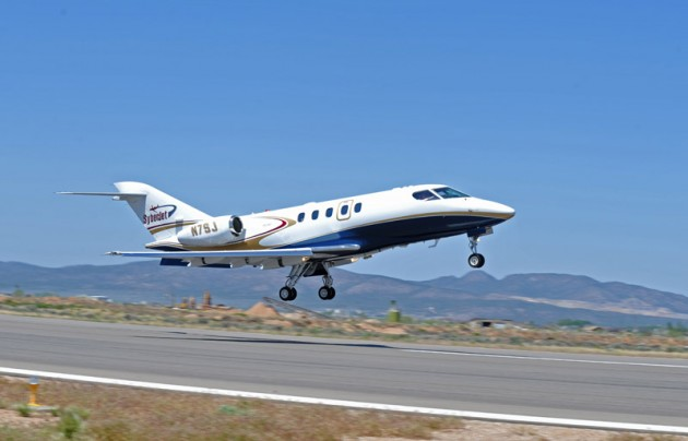 SyberJet Aircraft has rebranded its revamped SJ30 business aircraft as the SJ30i