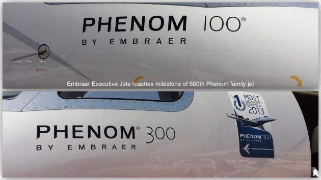 Phenom family reaches 500
