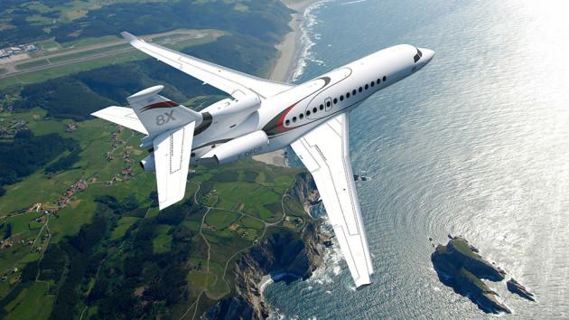 Assembly of First Falcon 8X Almost Complete