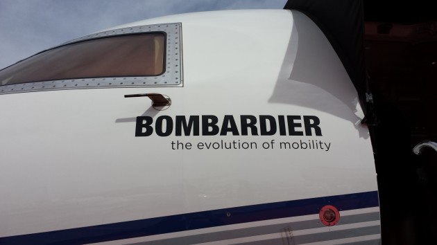 Bombardier strong presence at LABACE