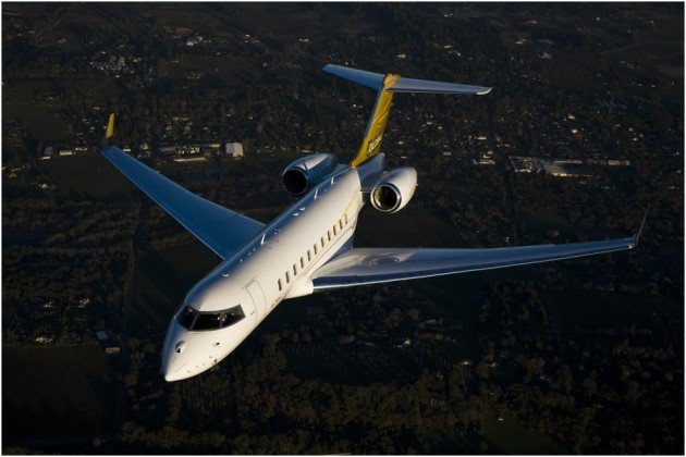 Bombardier shipped 19 ultra-long-range Globals in second quarter