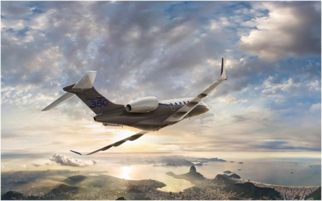 Challenger 350 to debut at LABACE