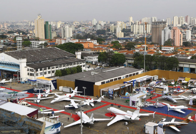 LABACE 2013 in Sao Paolo