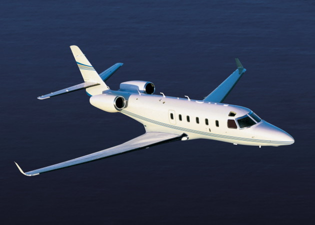 In 1994 the G100 first took flight