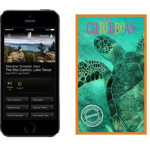 The Ritz-Carlton App wants to be a part of your total travel experience