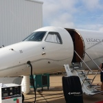 NBAA Dallas Regional Forum 2014 Embraer Legacy