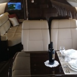 NBAA Dallas Regional Forum 2014 Citation Sovereign interior