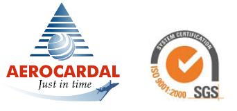 Aerocardal is the largest private aviation company in Chile