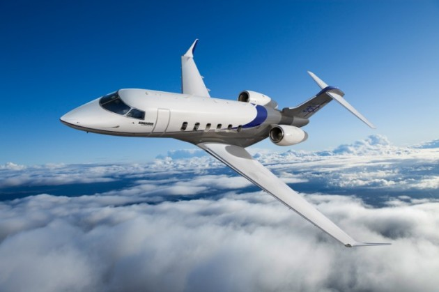 Challenger 350 aircraft granted full type certification from the EASA