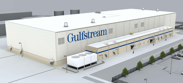 Gulfstream Paints a Bright Future at Savannah