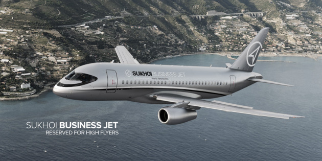 Sukhoi Business Jet (SBJ)