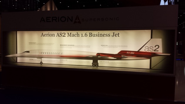 Airbus to help build supersonic jet