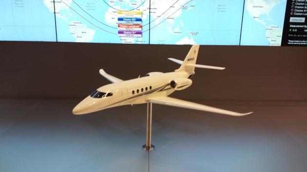 Cessna Citation Latitude Flight Test Shows Increased Range