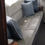 Gulfstream G650 couch