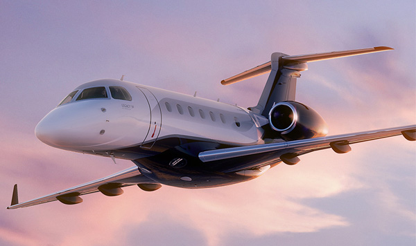 Embraer delivers first Legacy 500 Executive Jet