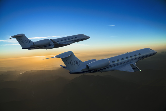 Gulfstream Introduces G500 and G600