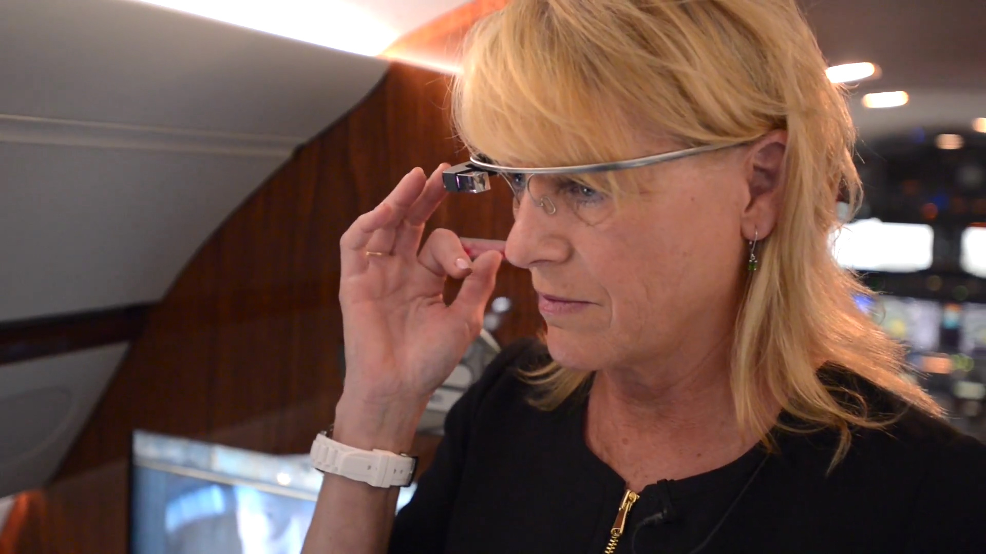 Honeywell is Bringing Google Glass to Aviation, Sovereign Winglets