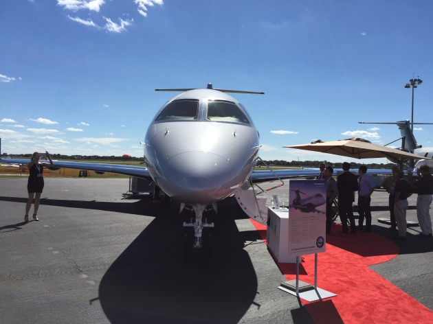 Embraer Legacy 500 Receives FAA Certification