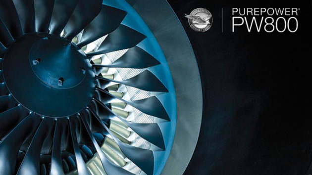 PurePower PW800 Engines Will Power Gulfstreams New Business Jet Family