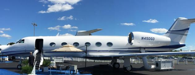 An Operational Look At the Gulfstream G450
