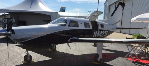 Piper Matrix To Be Displayed At Airshow China