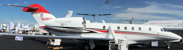 Textron Aviation and Guardian Jet team up for Citation X Elite