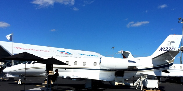 Airshow China News Textron Aviation, Gulfstream and Daher-Socata