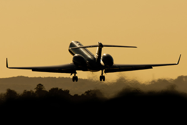 A Look at Business Aviation and Climate Change