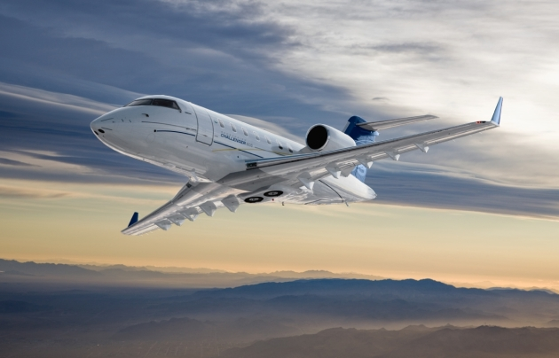 Bombardier Business Aircraft has delivered a Challenger 605 to MNG Jet