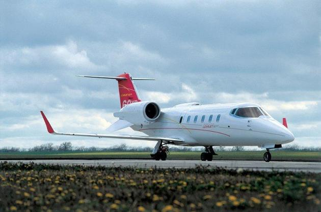 Bombardier delivers another Learjet 60XR