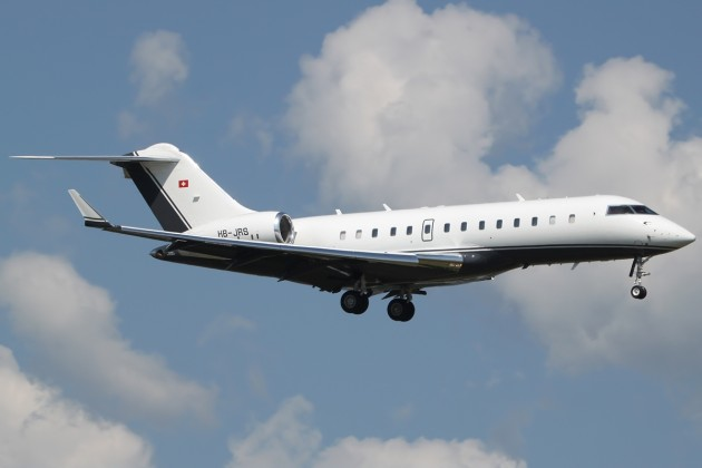 Albinati Aeronautics Bombardier Global 5000