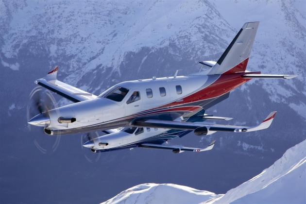 Daher-Socata announced the delivery of its 700th TBM