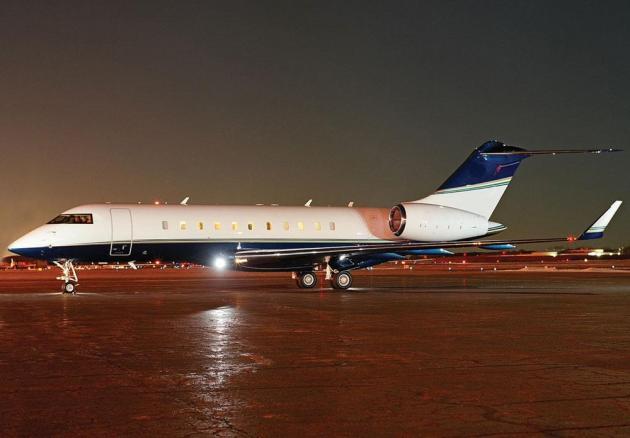 Gama Aviation Global 5000