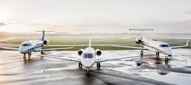 Hangar8 aircraft
