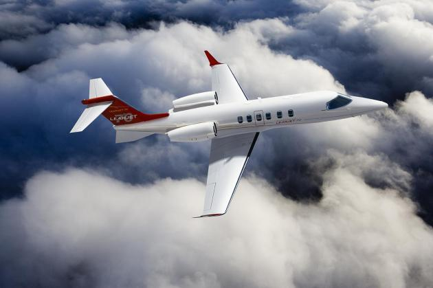 Learjet 70 Receives Type Certification from Mexican Civil Aviation Agency