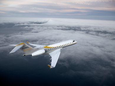 Royal Jet adds Global 5000