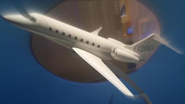 Spirit transfers to Triumph Gulfstream G280 wing works
