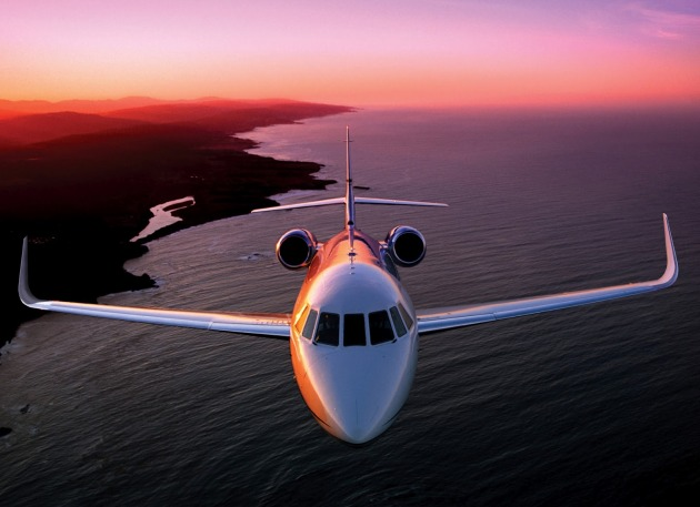 This Epic Jet Tour Does New Years Eve Twice In 24 Hours Dassault Falcon 2000 JetOptions