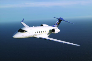 Charter a Challenger 300 to NFC Game