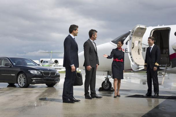 Private jet charter is an effective business tool
