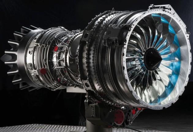 GE passport engine