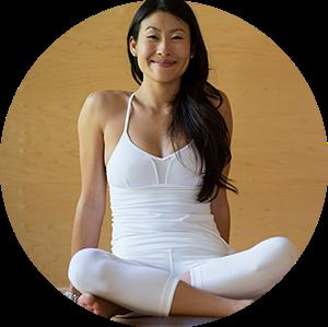 Janice Chiou yoga