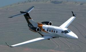 Mid size jet: Phenom 300