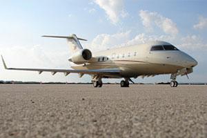 Heavy jet: Challenger 604