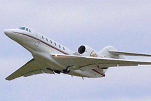 Super mid jet: Citation X