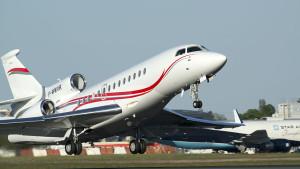 Dassault Falcon 7X ranked number nine long range business jets